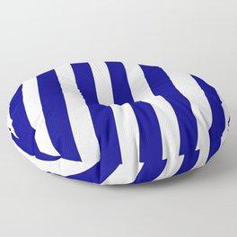Mariniere variation IV Floor Pillow