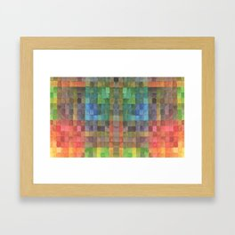 Swatches 1 Framed Art Print