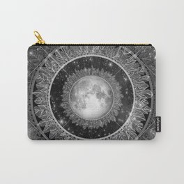 Major Tom (floating in my tin can, far above the Moon) Carry-All Pouch