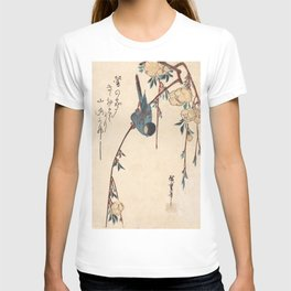 Blue Chickadee T-shirt