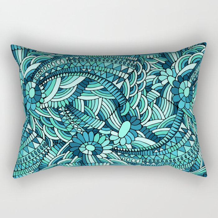 Sea breeze Rectangular Pillow