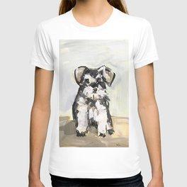 Little Schnauzer T-shirt