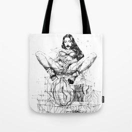 Passion & Tension Tote Bag