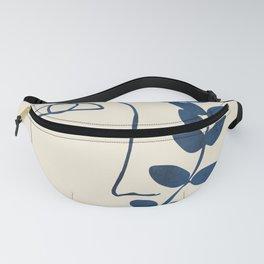 Abstract Face 5 Fanny Pack