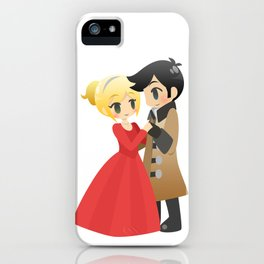 OUAT - Captain Swan Formal iPhone Case