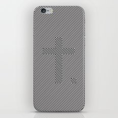 All the Answers in Plain Sight iPhone & iPod Skin