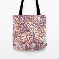 morocco Tote Bags featuring Morocco by 83 Oranges™
