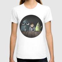 rare T-shirts featuring Three rare guys by Ainaragm