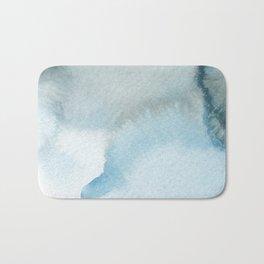 BLUE WINTER #3 Bath Mat