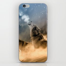 Moonrise Howl iPhone Skin