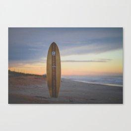 Surfing USA Canvas Print