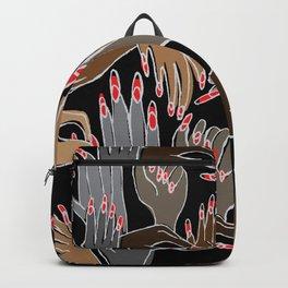 hands Backpack