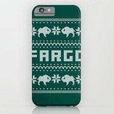 Fargo Sweater iPhone 6s Slim Case