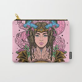 Viking Maiden, Variant I (Daily Sketch Series) Carry-All Pouch