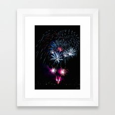 Happy New Years 2011 Framed Art Print