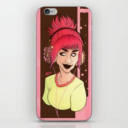 Sweet Music iPhone Skin