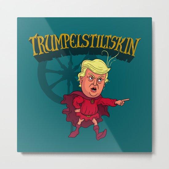 Trumpelstilskin Metal Print