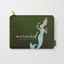 Mermaid #2 Carry-All Pouch