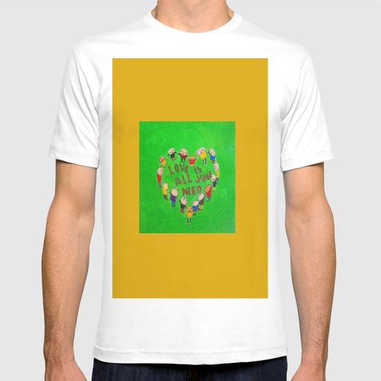 Love ... T-shirt
