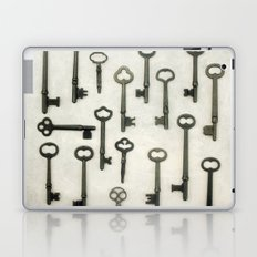 The Key Collection Laptop & iPad Skin