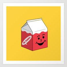 Kool Aid in a box Art Print