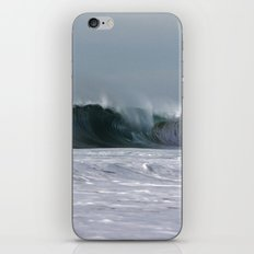Fast as a Wave iPhone & iPod Skin