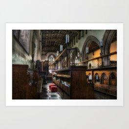 St Peter's Church Art Print