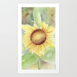 Summer Giant Art Print