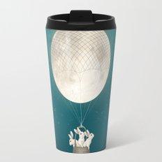moon bunnies Travel Mug