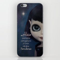 Soñadores iPhone & iPod Skin