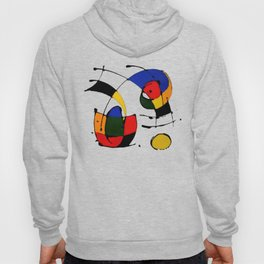 In the Style of Miro Hoody