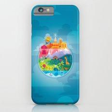 Small World iPhone 6s Slim Case