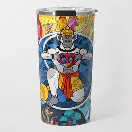 Life of Hanuman Travel Mug