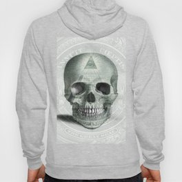 Eye on the Skull Hoody