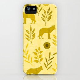 Forest Animal and Nature III iPhone Case