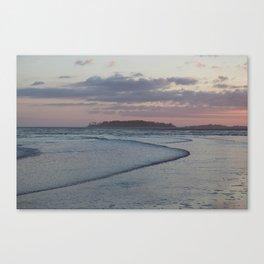 Pastel Dreams on Tybee Island Canvas Print