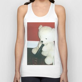 Why are good people depressed? Unisex Tank Top