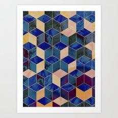 Geometrical Force #2 Art Print