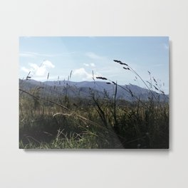 Mountains of Tennessee Metal Print