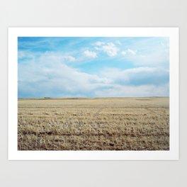Prairie Spring Art Print
