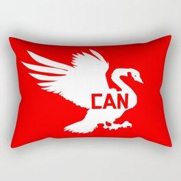 National Bird of Canada Rectangular Pillow