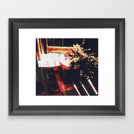 GATERA STUDY 10 Framed Art Print
