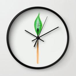 Queiman Galiza Wall Clock