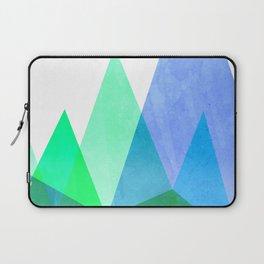 Mountains - Trees Laptop Sleeve