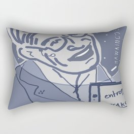 Dear Stephen Hawking / Stay Wild Collection Rectangular Pillow