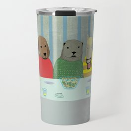 Party Picture Travel Mug