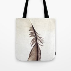 Feather Photograph: Ephemeral Tote Bag