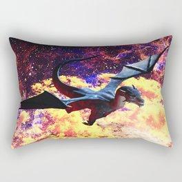 Planet of the Dragon Rectangular Pillow