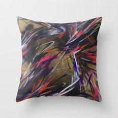 rogueburner  Throw Pillow