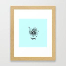 Billy Cats Framed Art Print